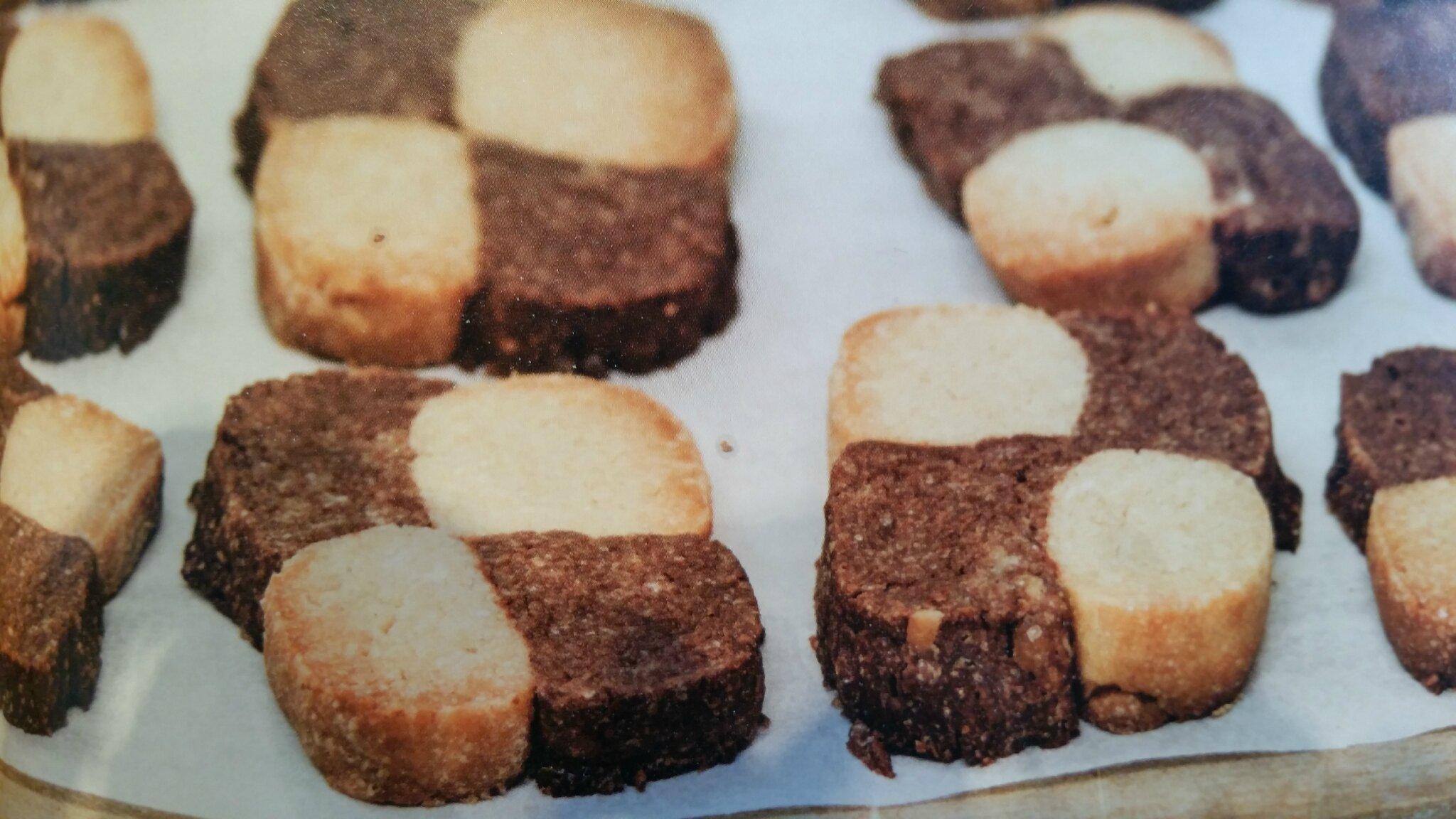 biscuit damier