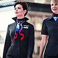 Les nouveaux uniformes d'american airlines