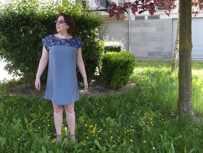 robe basique d'été 2