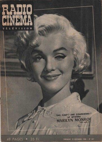 Radio cinema 1956