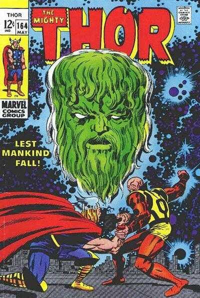 mighty thor 1966 164