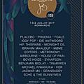 Festival beauregard #9 • hérouville-saint-clair (14) • du 7 au 9 juillet 2017