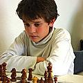 Hyères février 2009 Open A R6 Rémi Baudry