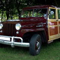 Willys - overland jeep station wagon - 1946