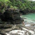 Au nord de l'île de Tarutao