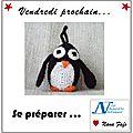 les préparatifs de Pinguoinnot