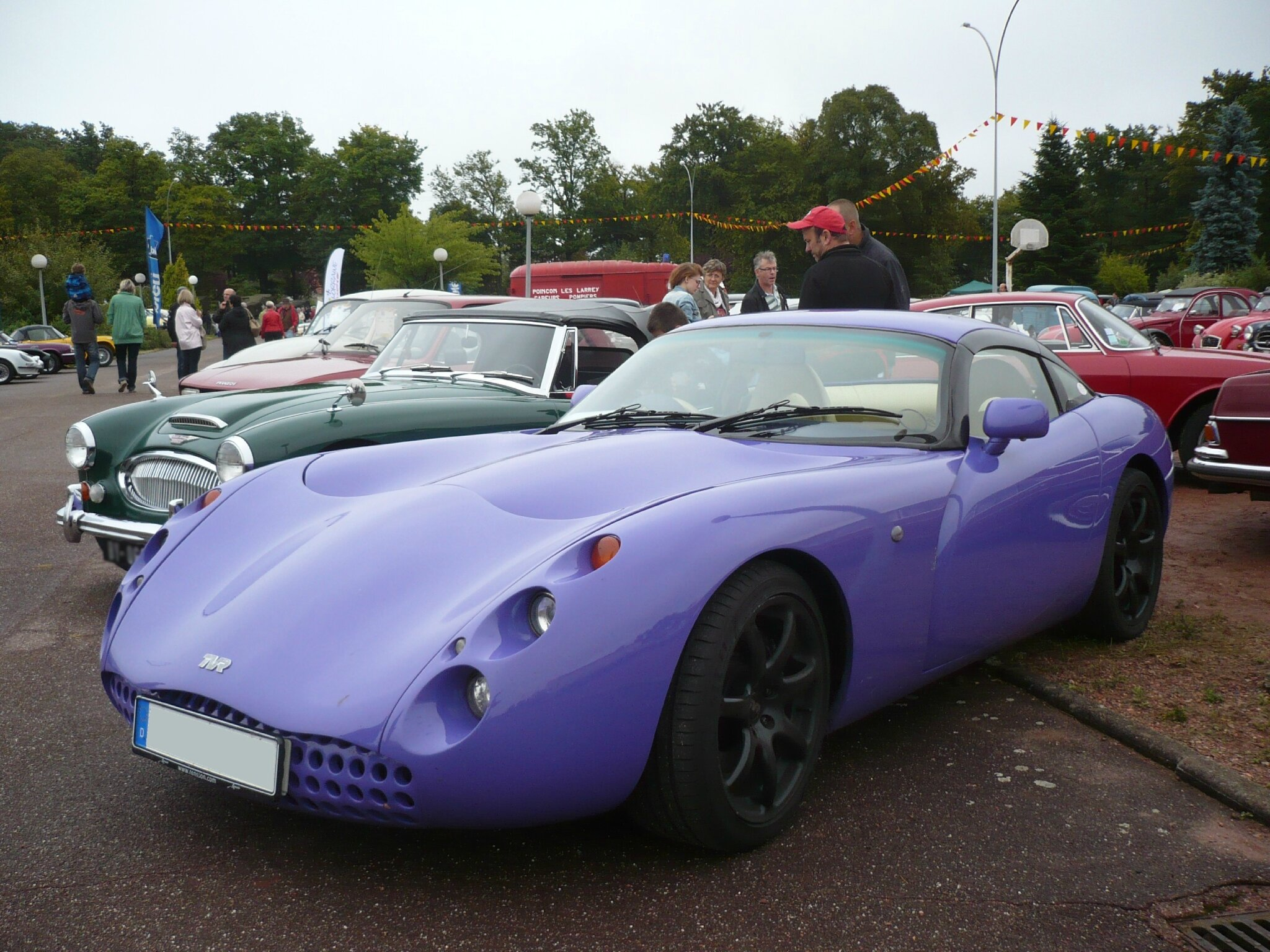 TVR Tuscan 2000 Créhange (1)