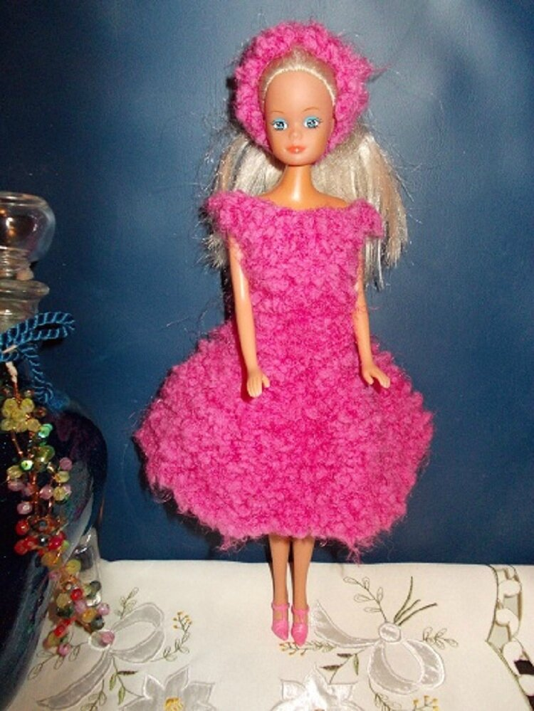 BARBIE ROSE BONBON