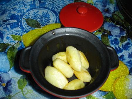 pommes rissolées