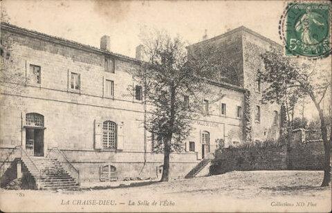 SALLE DE L'ECHOS