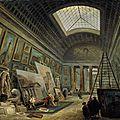 Robert hubert-une galerie du musée