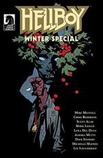 dark horse hellboy winter special 2019