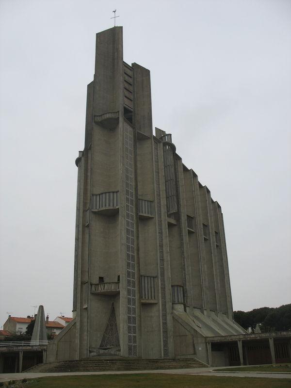 Royan, église Notre-Dame (17)