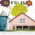 Juin 09: le P'tit Bazar à Veigné
