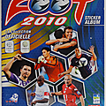 Album ... football panini championnat de france 2010 * album complet *