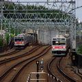 Tôkyû 9000 (9101 & 9108) Tôyoko line, Tamagawa eki