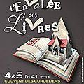 L'envolée des livres 2013 à châteauroux