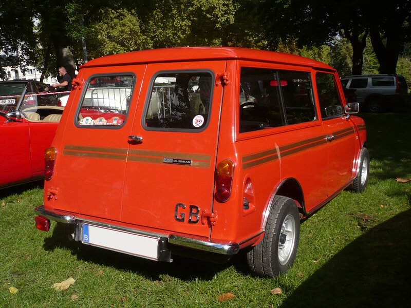 MINI Clubman Estate 1100 Liège (2)