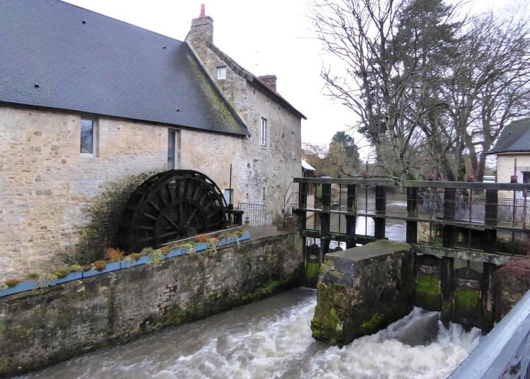 Moulin 3 à eau