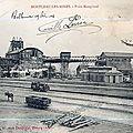 1918-10-06 - Puits Maugrand à Montceau les mines
