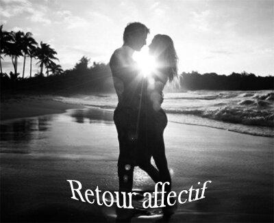 RETOUR D'AFFECTION, MAGIE BLANCHE
