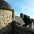De retour du château de crosville...