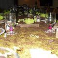 la table de fête