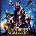 Cinéma - les gardiens de la galaxie