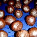 Cakes balls