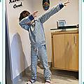 Pyjama de secours