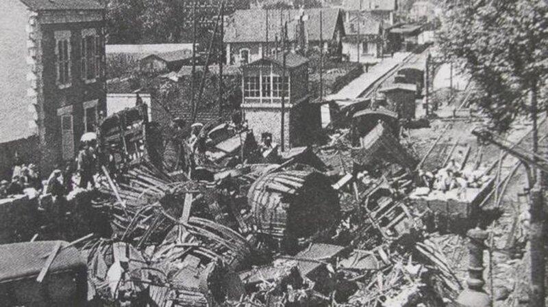 1918-12-08 - Lothiers accident de train