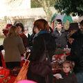 Sapins et gouter de Noël 2009
