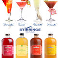 Stirrings ou la solution du cocktail facile à la maison