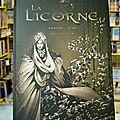 licorne vol 4