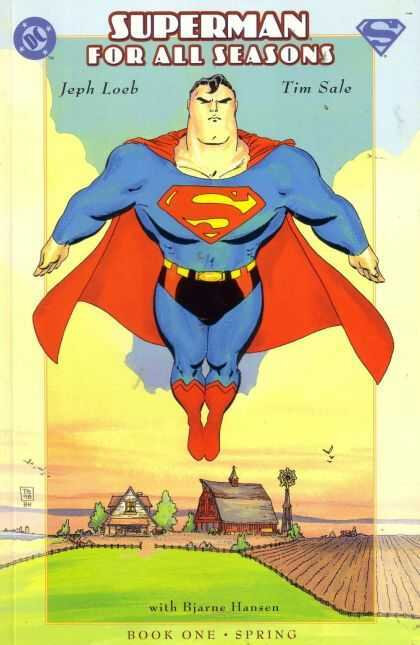superman for all seasons 01 spring