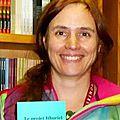 Portrait d'auteure : michèle laframboise