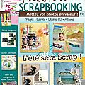 Blog candy passion scrapbooking - une big shot à gagner !!!