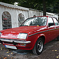 Vauxhall chevette gl berline 4 portes 1981