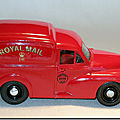 19 Morris Minor Van Royal Mail A 4