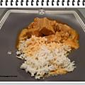 Sauté de porc au curry par jean michel gurret,