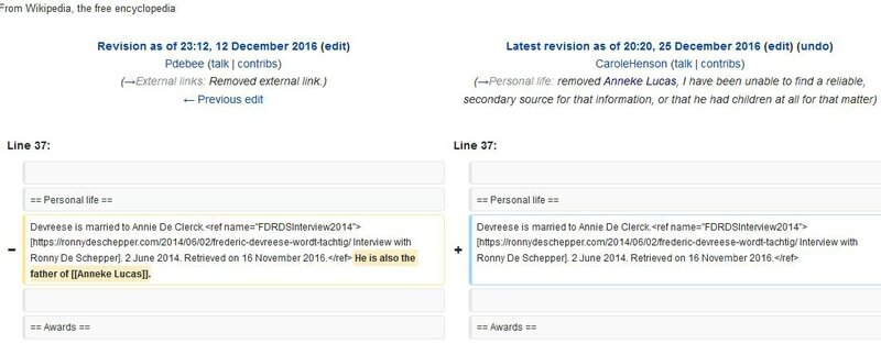 2016-12-25 22_42_20-Frédéric Devreese_ Difference between revisions - Wikipedia
