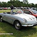 Alpine A110 1100 cabriolet (Retro Meus Auto Madine 2012) 01