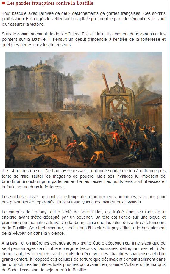 REVOLUTION FRANCAISE - LIBERATION