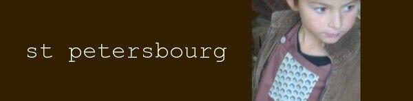 ST PETERSBOURG DE C EST DIMANCHE
