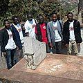 La tombe de Ernest Ouandié à Bafoussam