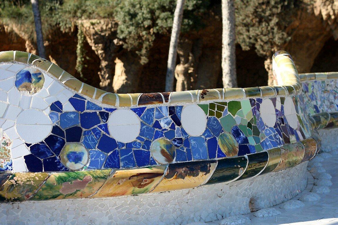Barcelone, Park Güell_5455