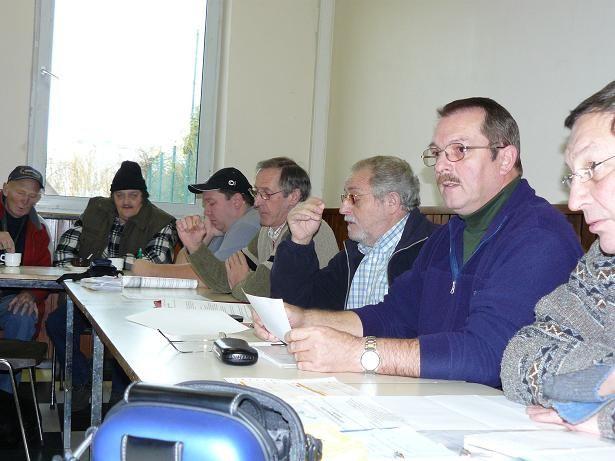 Assemblée générale du 12/12/2008