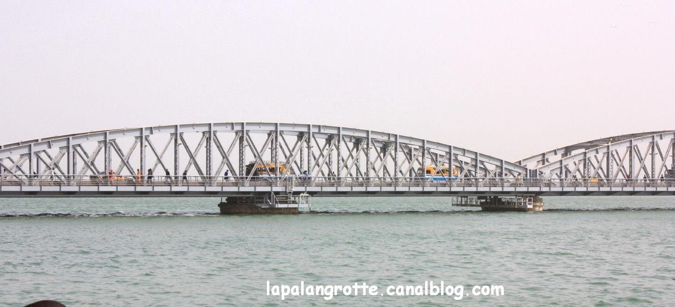 saint louis - pont Faidherbe