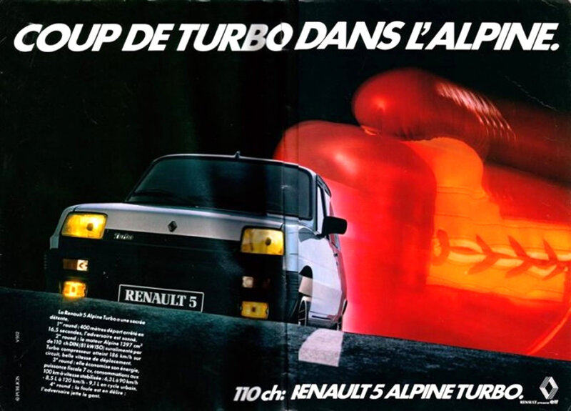 renault la french touch palmares r alpine