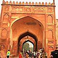Inde - rajasthan - le fort rouge